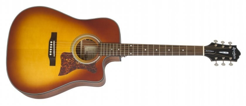 Epiphone DR-400 MCE VBS Masterbilt gitara elektro akustyczna