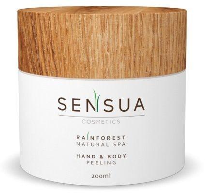 Sensua Sensua Natural SPA Peeling do dłoni i ciała 200 ml sensua-004