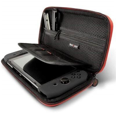 STEELPLAY Etui STEELPLAY Carry&Protect Nintendo Switch JVASWI00052