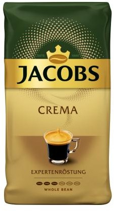 Jacobs CREMA BEANS 1KG JACOCREMA