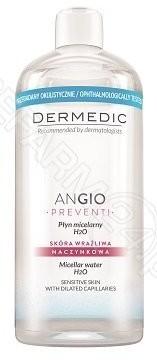 Biogened Dermedic Angio Preventi płyn micelarny H2O 500 ml