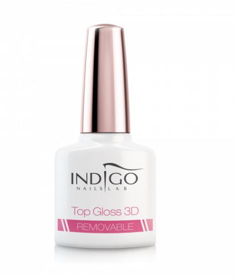Indigo Indigo Top Gloss 3D Removable 7ml INDI244