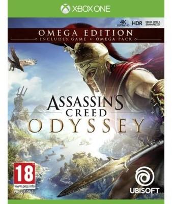 Assassin's Creed Odyssey Edycja Omega (GRA XBOX ONE)