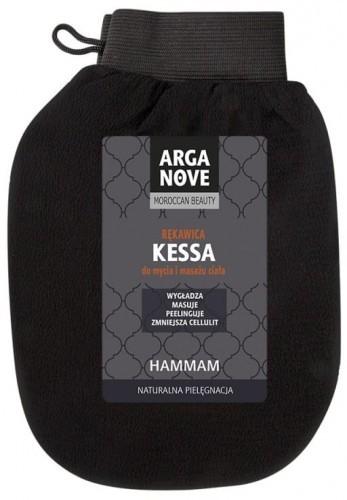 Maroko Produkt Rękawica Kessa Hammam do Masażu Ciała 1 sztuka - Arganove