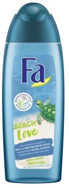 Fa Beach Love Shower Gel żel pod prysznic Ocean Waves 250ml