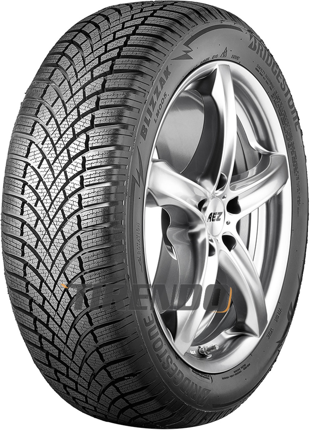 Bridgestone Blizzak LM005 265/50R20 111V
