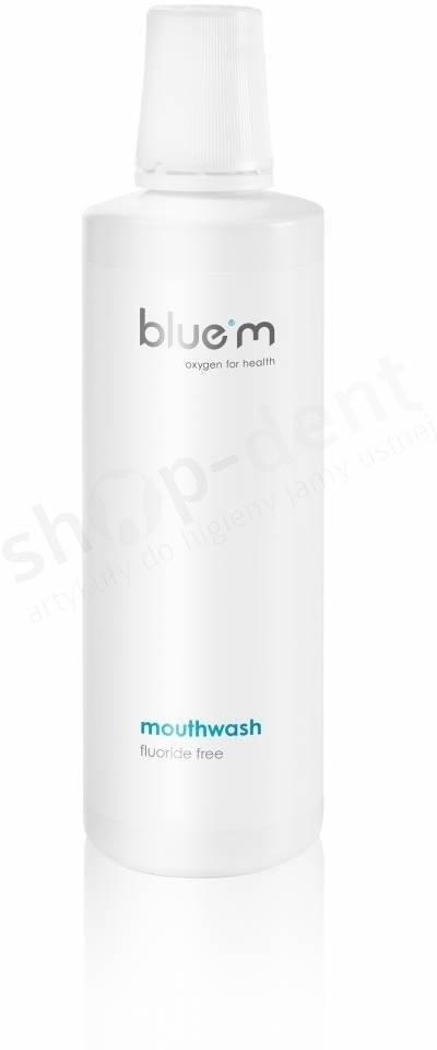 Bluem BLUEM - Ochronny płyn do płukania z wysokim stężeniem naturalnego tlenu 500ml