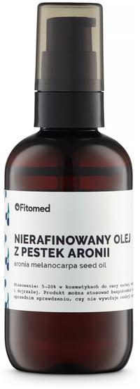 Fitomed nierafinowany olej z pestek aronii 100ml