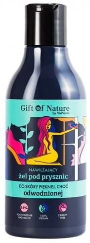 Green Pharmacy Pharm Gift of Nature nawilżający żel pod prysznic do skóry odwodnionej 300ml 58018-uniw