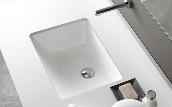 Bathco Torino umywalka podblatowa ceramiczna 51x38 0051