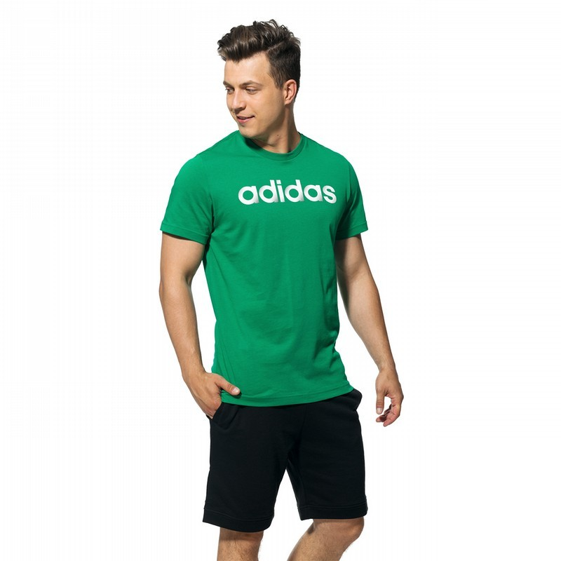 Adidas T SHIRT SS SLICED LINEA CV4512
