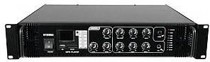Omnitronic Wzmacniacz miksujący instalacyjny 180 W RMS MP-180P PA mixing amplifier 80709631