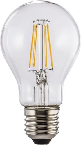 Xavax ŻARÓWKA LED FILAMENT E27 4W(40W) 470LM 2700K 230V
