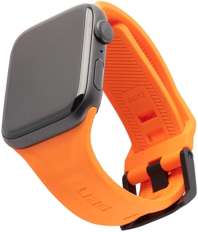 Apple Urban Armor Gear Urban Armor Gear Scout Pasek do Watch 5 (44mm) / Watch 4 (44mm) / Watch 3 (42mm) / Watch 2 (42mm) / Watch 1 (42mm)... 191488117272