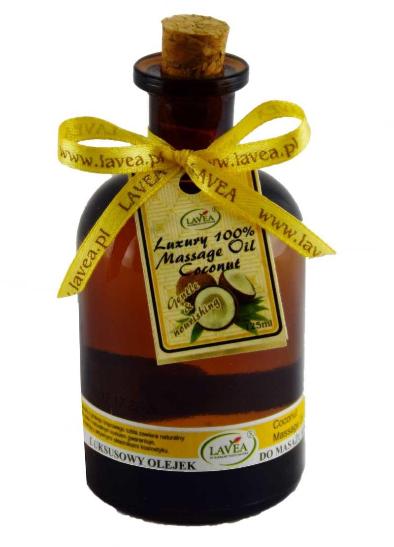 Lavea Olejek do masażu Kokos 125 ml OLE-10A