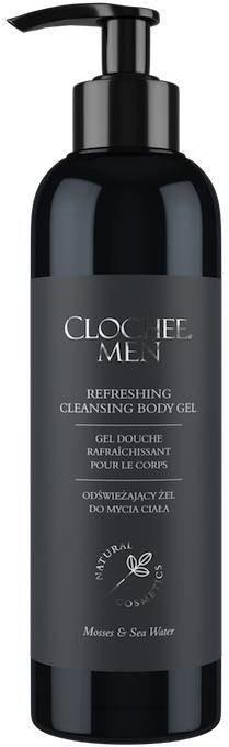 CLOCHEE Men Refreshing Cleansing Body Gel żel do mycia ciała dla mężczyzn 250ml 89179-uniw