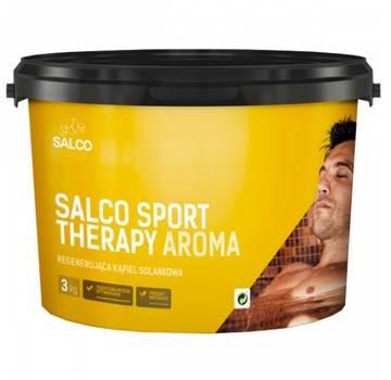 Salco Sól do kąpieli Therapy Aroma 3kg Pomarańcza+ Goździk