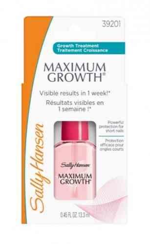Sally Hansen Maximum Growth Odżywka do paznokci przyspieszająca wzrost 13,3ml