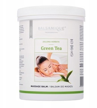 Balsamique Zielona Herbata Balsam do Masażu 1000ml