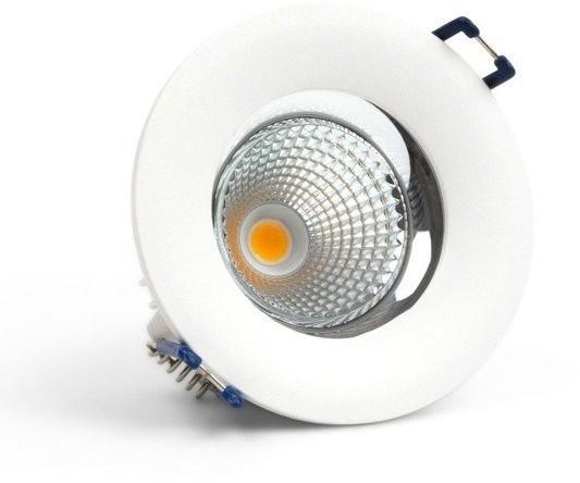 Oxyled Do łazienki ARCOS IP65 ciepła 20W śr.13,5cm - 20 Biała Ciepła OXY DL20 60 3K IP 65
