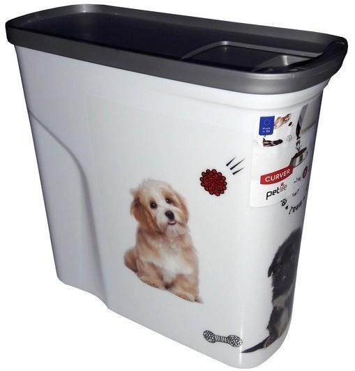 Curver Pet Life Pojemnik na psią karmę 1kg
