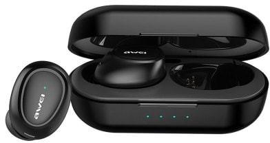 Awei T6C True Stereo Wireless Tws Bluetooth Headset