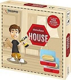 REGIPIO MemoRace House