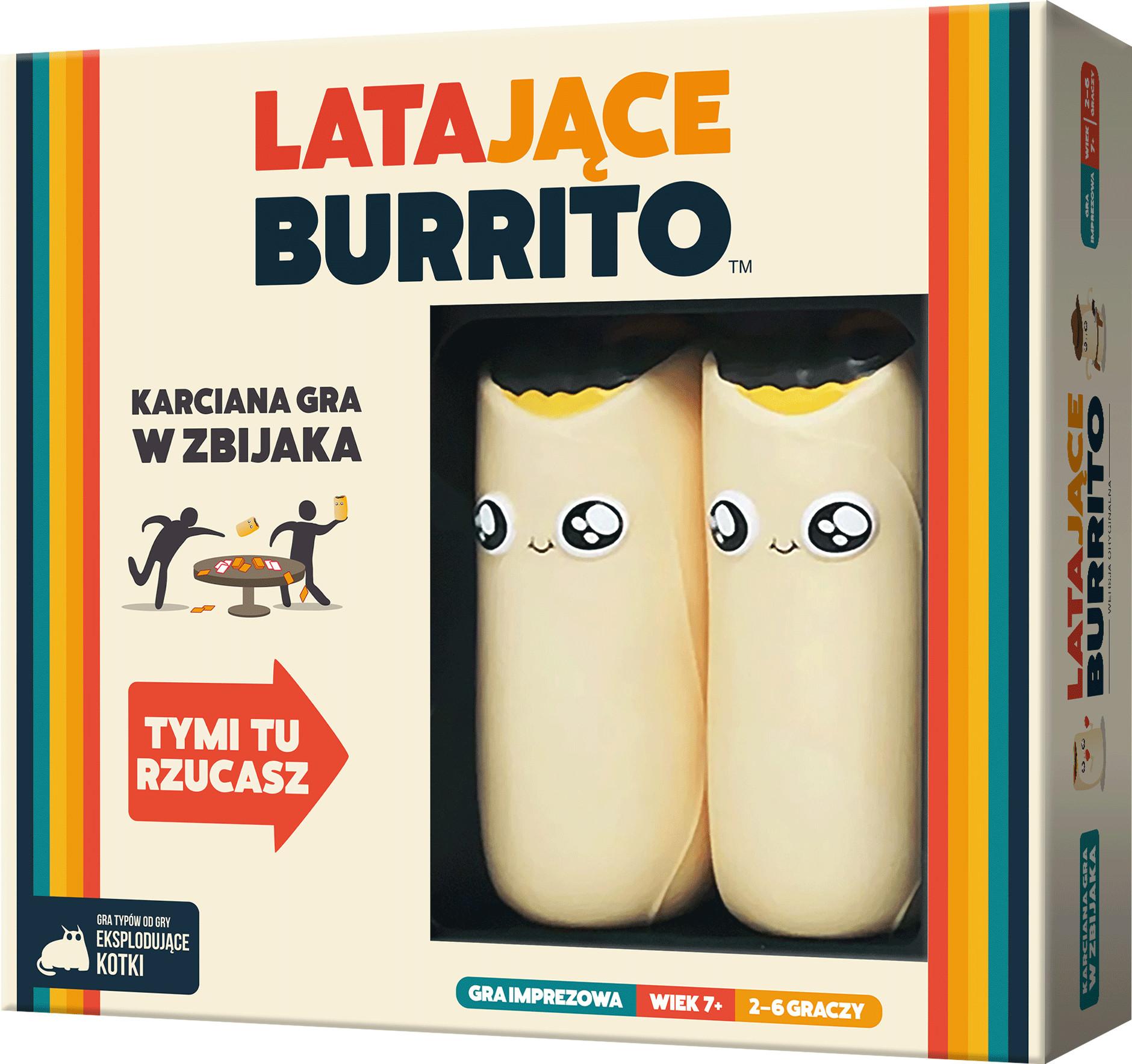 Rebel Latające Burrito