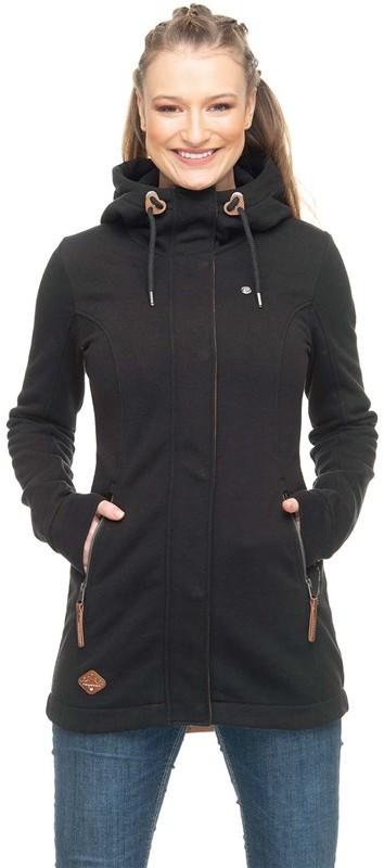 Ragwear bluza Letty Black BLACK)