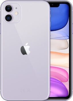 apple iPhone 11 | 128 GB | fioletowy