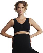 Carriwell 3562 Biustonosz ciążowy/sportowy Czarny L 6009704620532