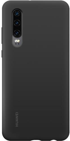 Huawei Huawei Silicone Case do Huawei P30 czarny (51992844)