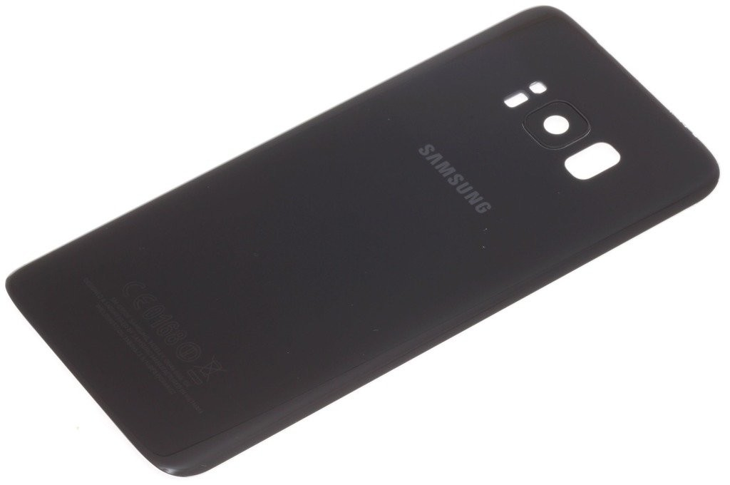 Samsung Oryginalna Klapka Baterii Galaxy S8 G950 Midnight Black Grade B D / w266