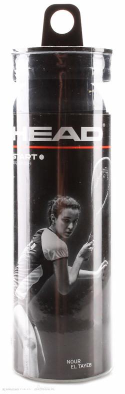 Head Tube Squash Ball 3-pack 287356