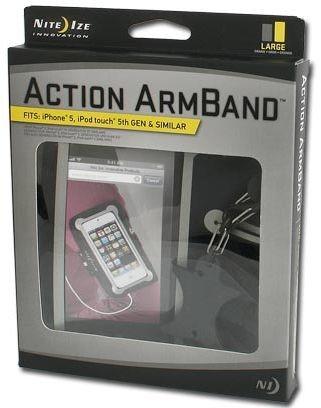 SP Opaska/etui na telefon Nite Ize Action Armband Large NIPB2-01-R8 (11467) 11467