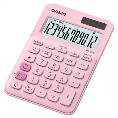 Casio MS-20UC-PK-S Różowy