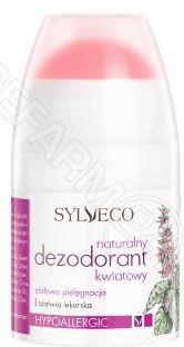SYLVECO Sylveco naturalny dezodorant kwiatowy 50 ml