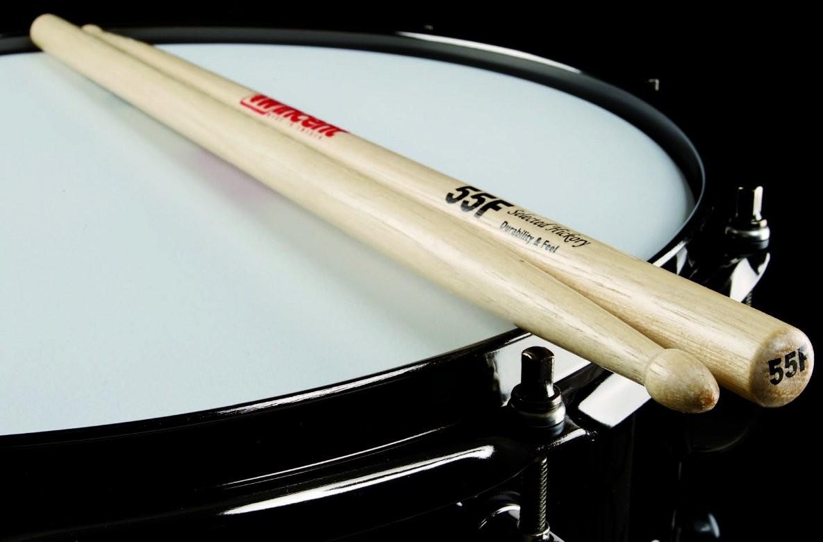 Wincent 55F pałki perkusyjne hikorowe