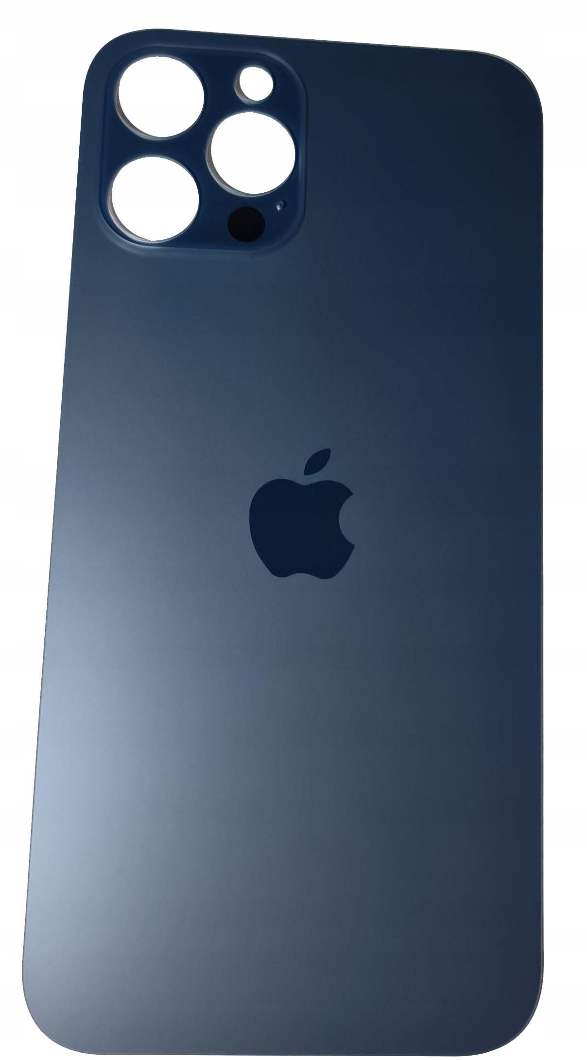 Klapka Obudowa Pokrywa Tył Szkło Iphone 12 Pro Max