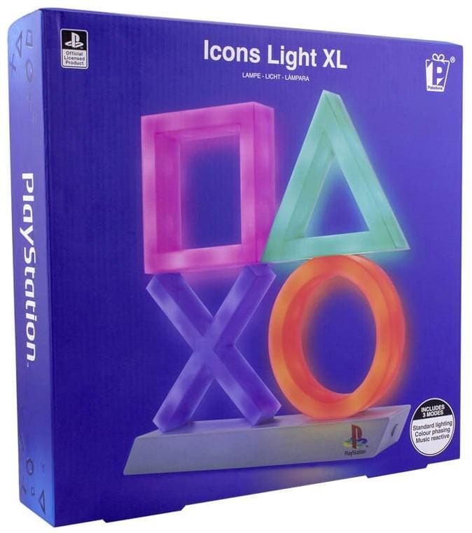 Paladone Gadżet Lampka PlayStation Icons Light XL Warszawa 533 111 700