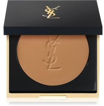 Yves Saint Laurent Encre de Peau All Hours Setting Powder puder w kompakcie matujące odcień B65 Bronze 8,5 g