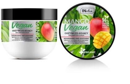 Mango Revers cosmetics Balsam do ciała z ekstraktami z i zielonej herbaty INelia VEGAN 250ml 248E-23969_3