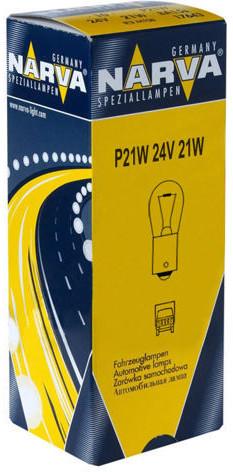 Narva Żarówka P21W 12V 21W