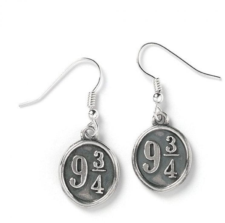 Harry Potter Platform 9 3/4 Earrings HE0011