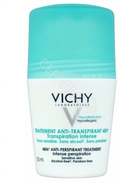 top Vichy Deo-roll skóra normalna antyperspirant 50ml