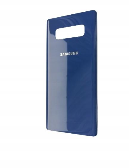 Samsung Klapka Plecy Galaxy Note 8 Niebieska