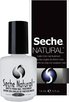 SECHE Natural Matte Finish odżywka 14ml 83184