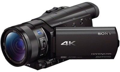 Sony FDRAX100E kamera cyfrowa FDRAX100EB.CEE