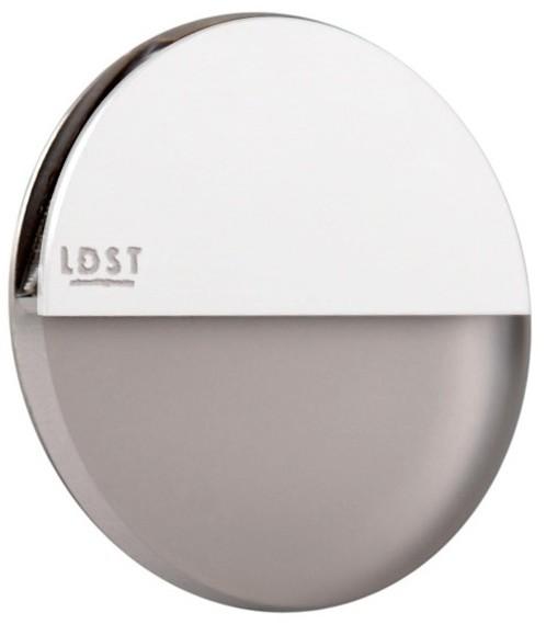 LDST LDST RO-01-B-BZ4 - LED Oświetenie schodowe ROBIN 4xLED/1,2W/230V bialy 6500K