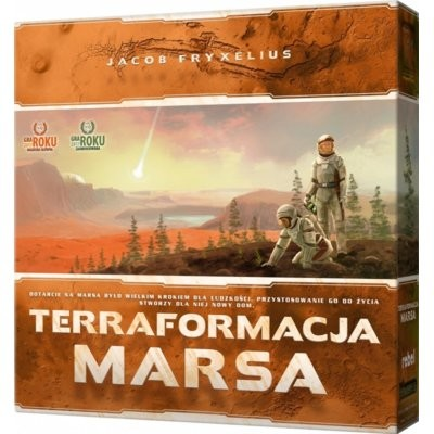 top Rebel Terraformacja Marsa
